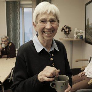 Birgitta - Ifall Board Member