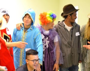 Drama Workshop with young people